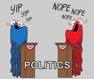 What Political Parties? Blue+and+Red+pollitical+parties+in+Belize