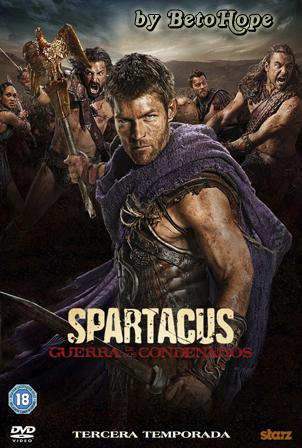 Spartacus La Guerra De Los Condenados [720p] [Latino] [MEGA]