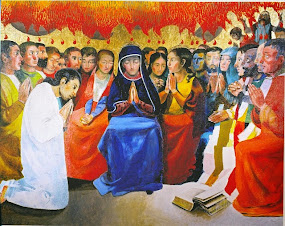 HACIA PENTECOSTÉS, FIESTA DEL ESPÍRITU SANTO
