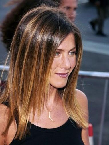 Jennifer Aniston Medium Hairstyles Inhaircuts