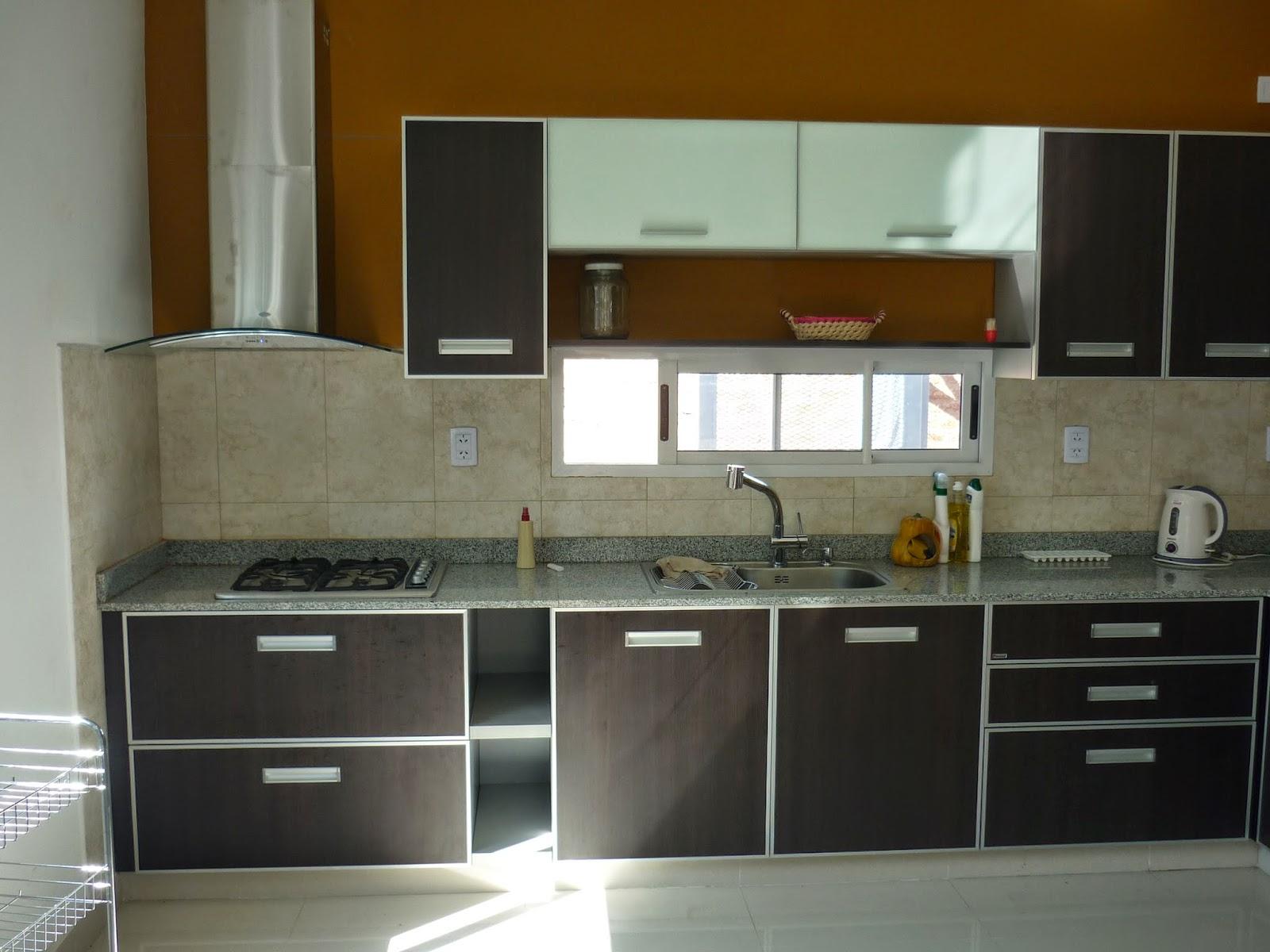Casa presisso cocina lista para usar for Cajoneras cocina