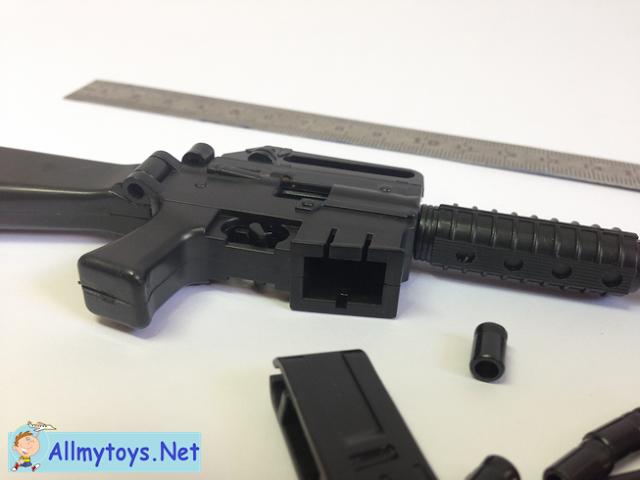 Takara Tomy mini toy gun play like real 2