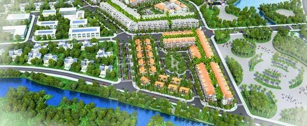 Dự án Dương Hồng Garden House