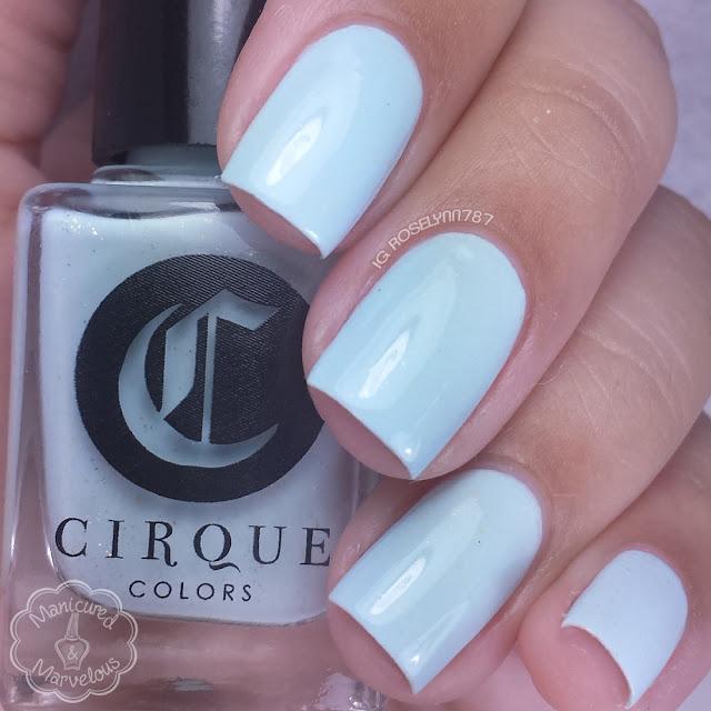 Cirque Colors - Greenwich