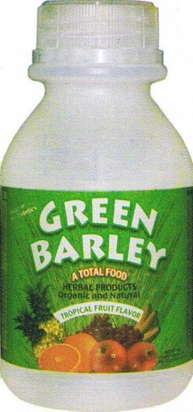 The Benefits Of Green Barley