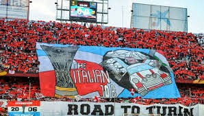 sí sí sí nos vamos a Turín ¡¡