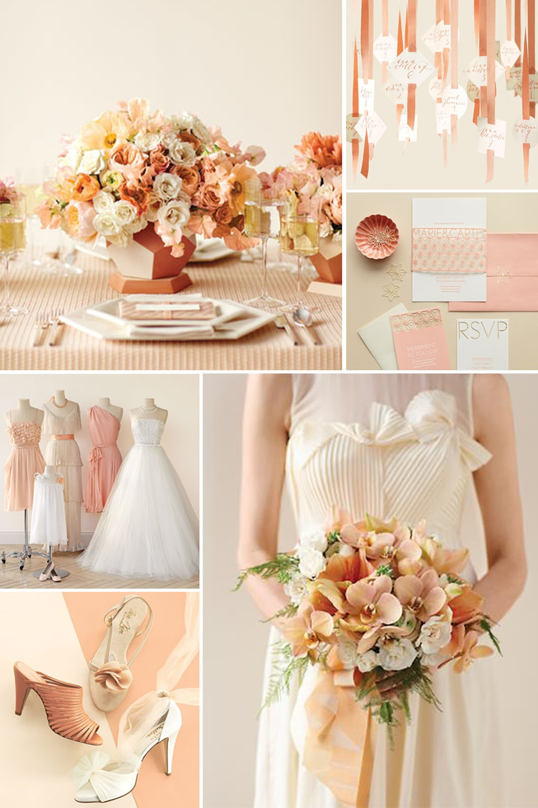 Matrimonio In Rosa Cipria : Tema color pesca prima delle nozze forum matrimonio