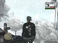 GTA San Andreas Snow Mod - screenshot 38