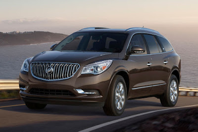 2016 Buick Enclave Changes Specs Spy Shot