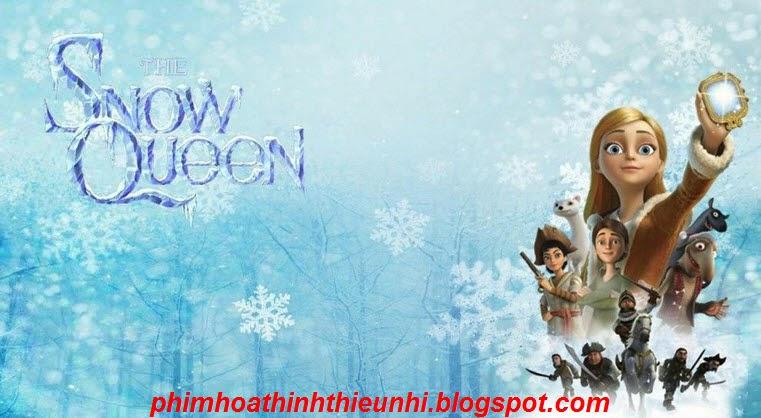 phim hoạt hình nữ hoàng tuyết Snow Queen