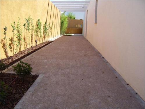 Ambiente y sustentabilidad pavimentos ecologicos for Pavimentos ecologicos para exteriores