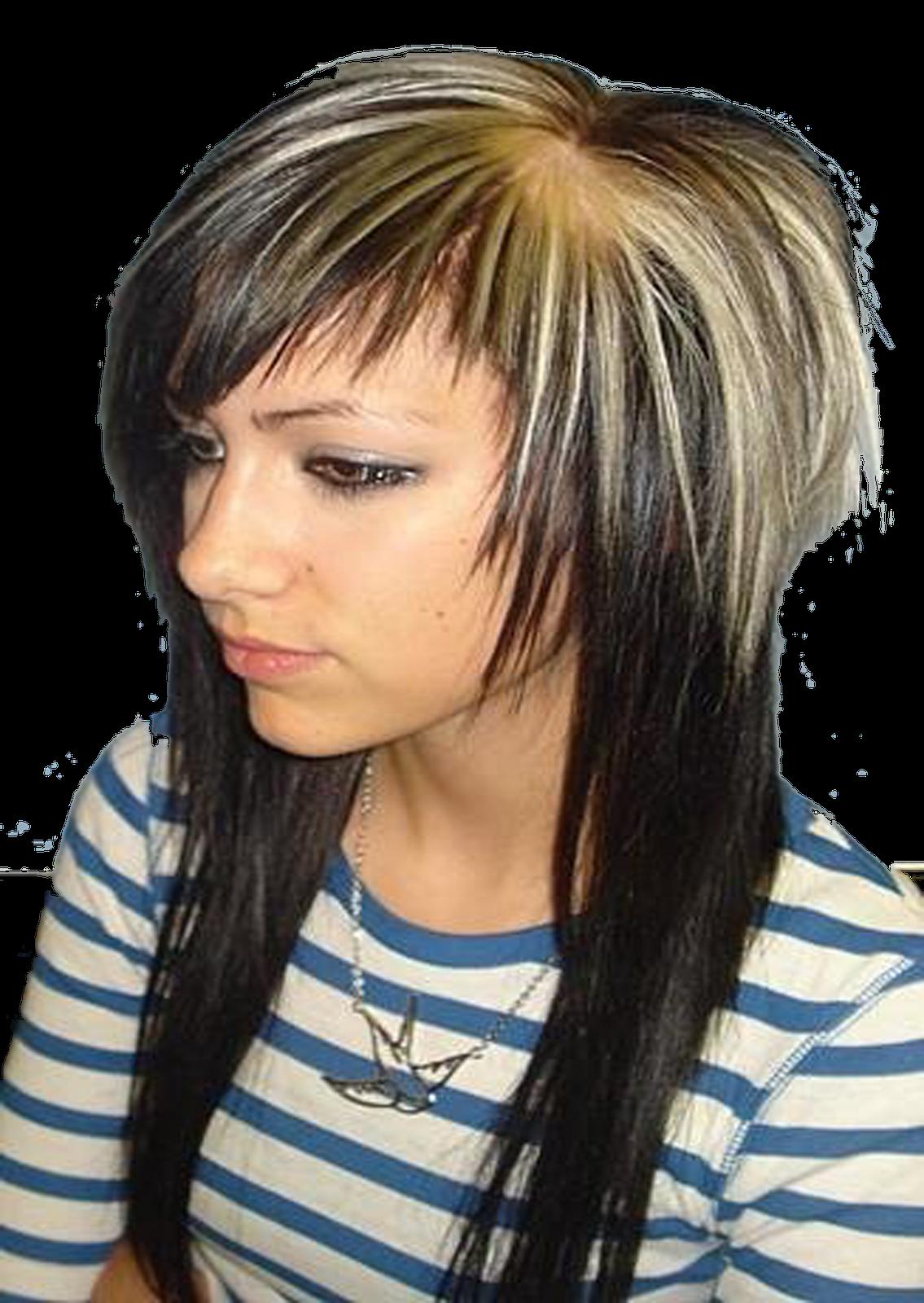 Прическа длинные волосы а сверху короче