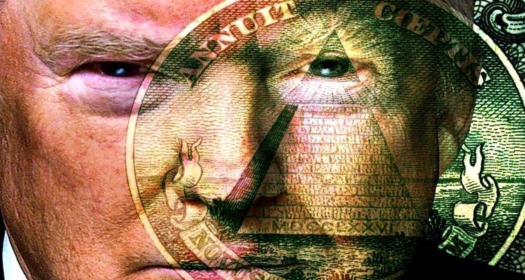 Donald Trump y la conspiración del 11 /9, La agenda Iluminati continúa
