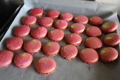 Bauble Macarons Cassie Cakes