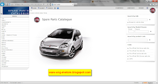 Fiat, Lancia, Alfa Romeo, Fiat Commercial, Abarth epc 2011