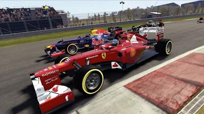 Formula 1 (F1) 2012 Screenshots 1