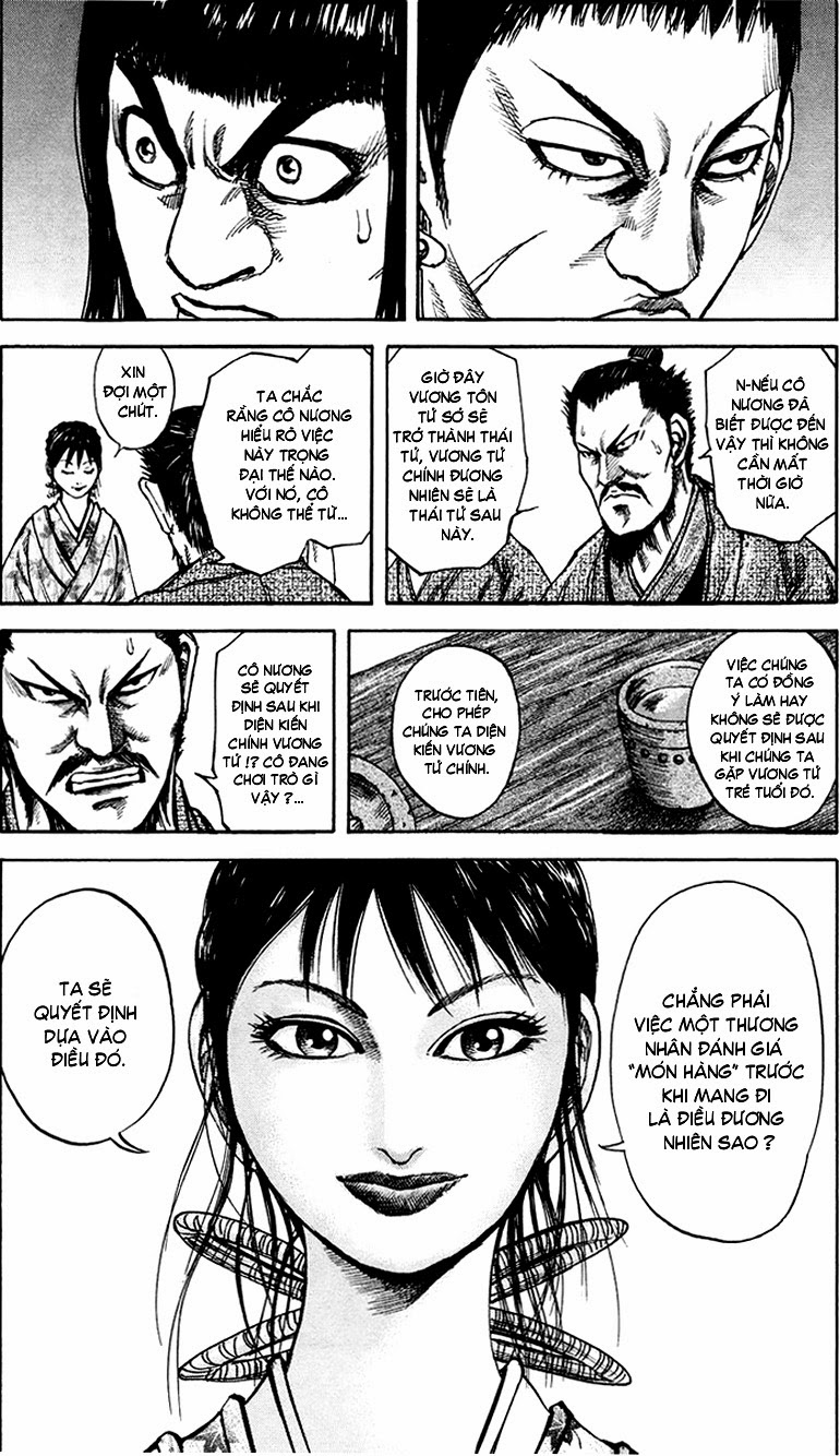 Kingdom - Vương Giả Thiên Hạ trang 21