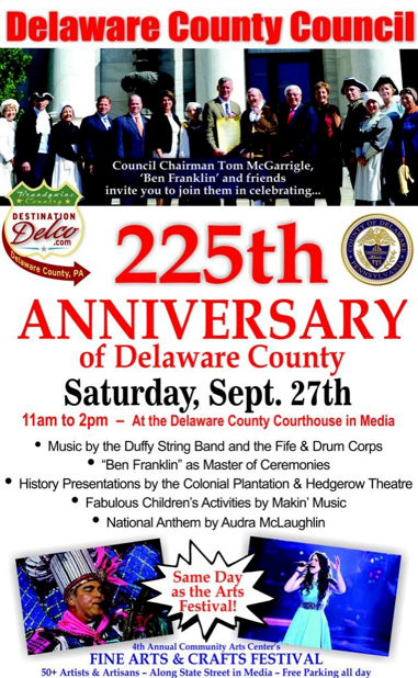 DELCO Turns 225 Years Old