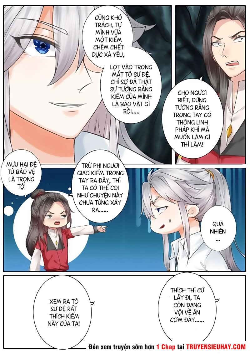 Chư Thiên Ký Chapter 11 - Hamtruyen.vn