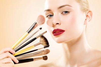 alat makeup,mekap,stress