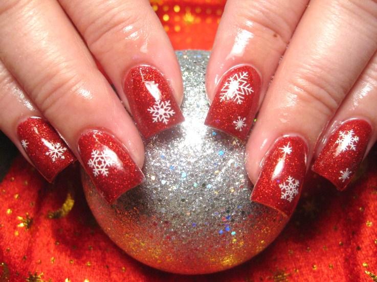 Christmas Nail Art Ideas -8