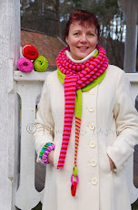 Free Scarf Pattern - Colorize