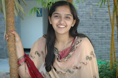 Ethan Actress Sanusha Cute Photos
