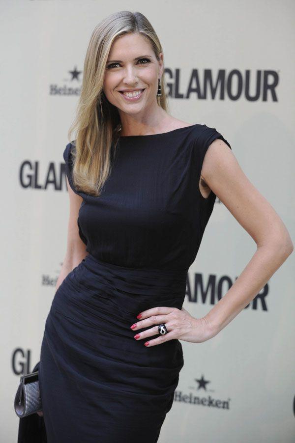 Le caprice by izaro fiesta de la revista glamour en for Ariadne artiles judit masco