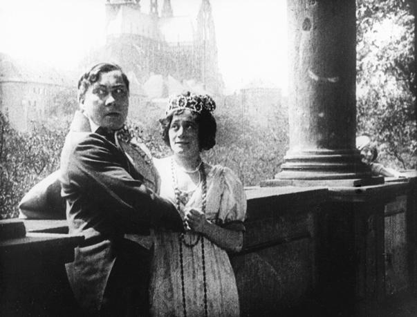 El estudiante de Praga (1913)