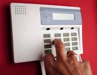 hom burglar alarm