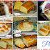 Coletâneas de pães (doces, salgados, sem sovar, roscas)