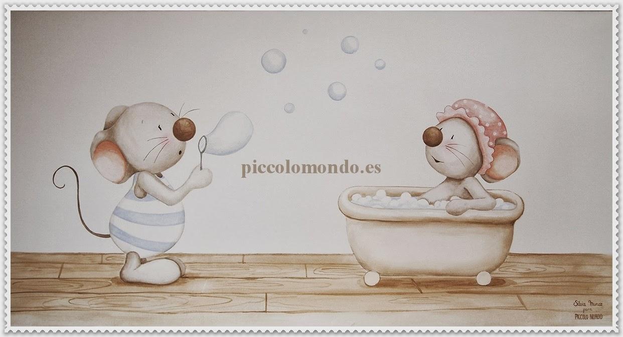 Recortes decorados decoraci n infantil cuadros con mucho - Piccolo mondo barcelona ...