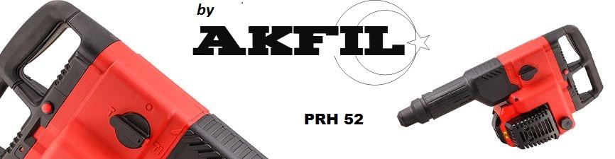 Akfil PRH52 Benzinli Kırıcı Delici