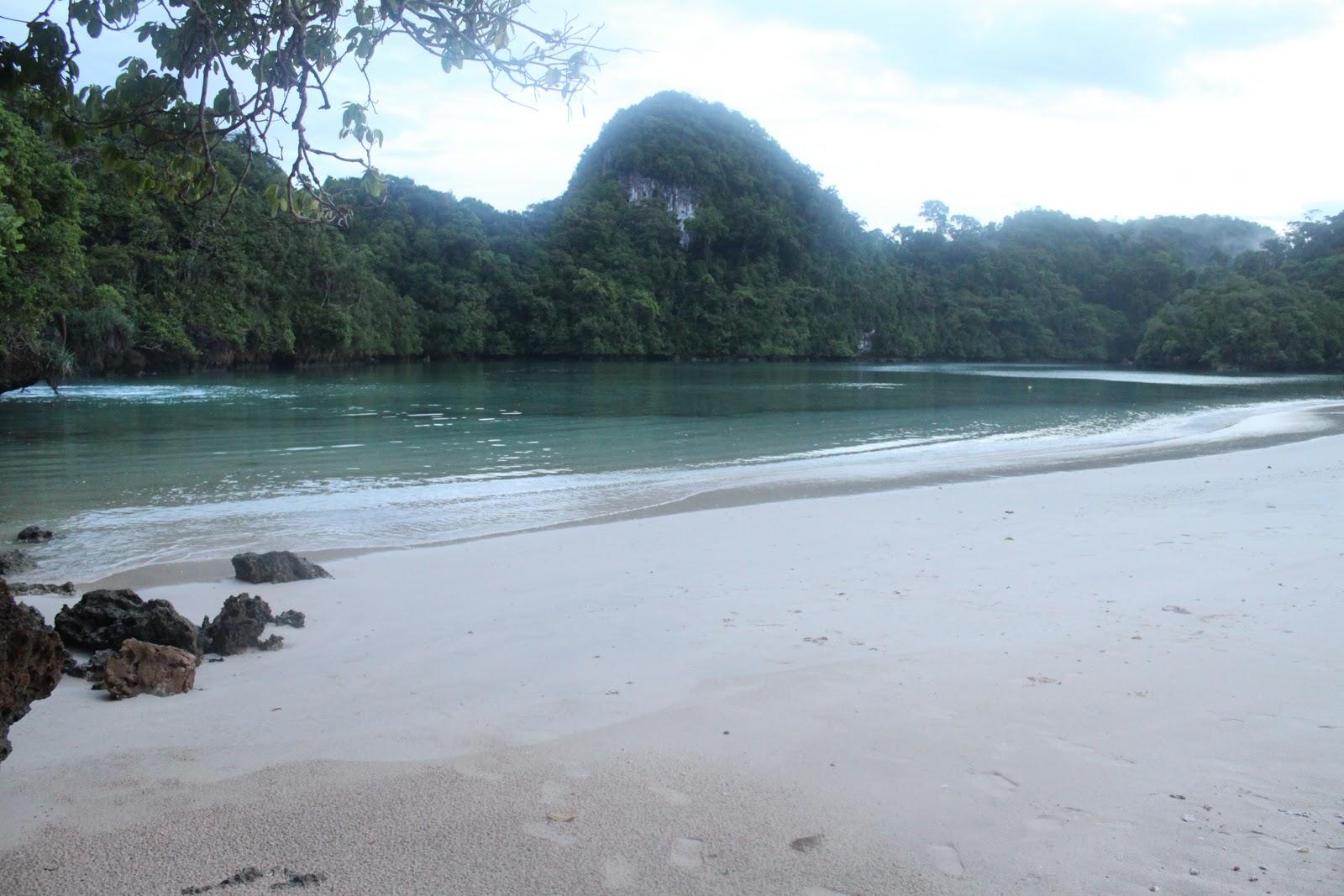 The Beautifully Hidden Lagoon