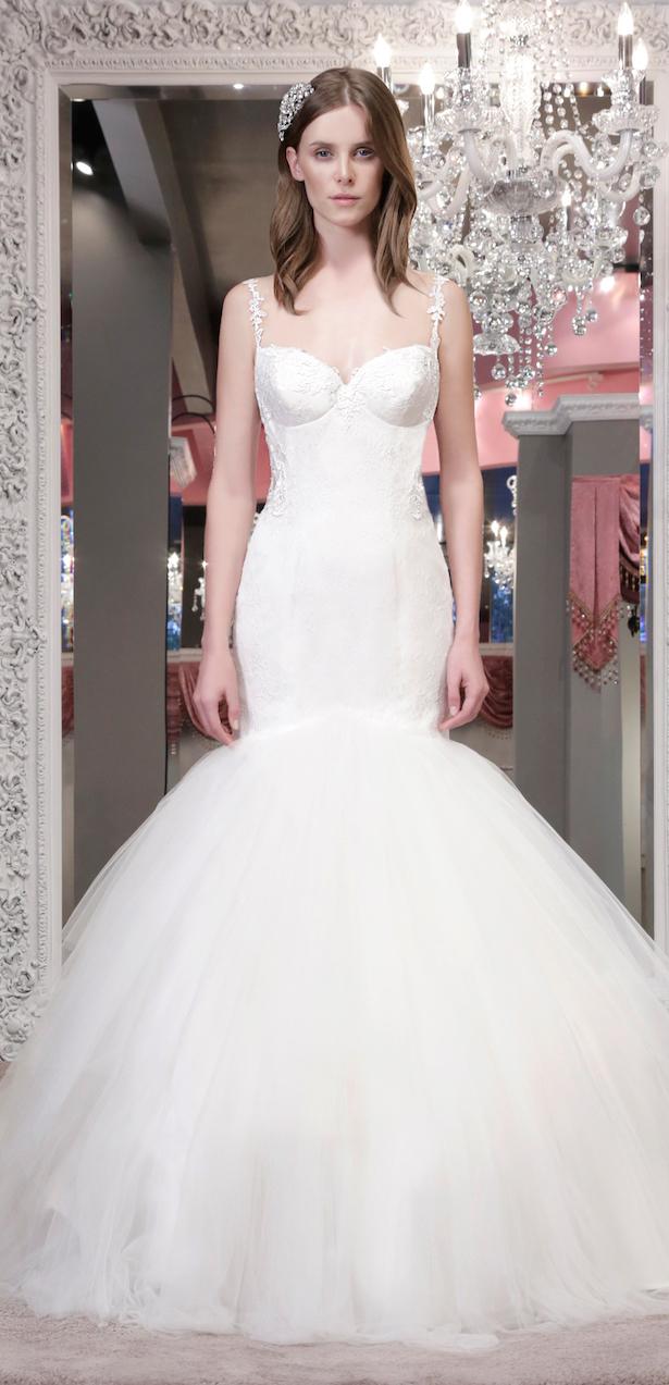 Bellos vestidos de novias | Colección Winnie Couture