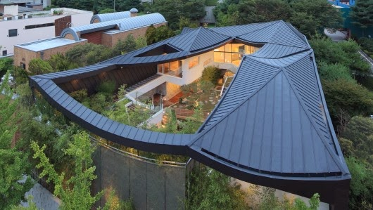 111: The most beautiful house in South Korea