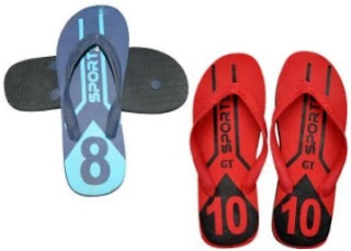 Shopclues : Buy Nexa Light Sports Flip Flops And get at Flat 100% Off, worth Rs.599 at Rs.1 with Rs.59 shipping.