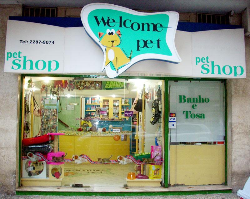 Preferência Welcome Pet - Pet Shop Copacabana RJ | cachorroidealoficial KQ88