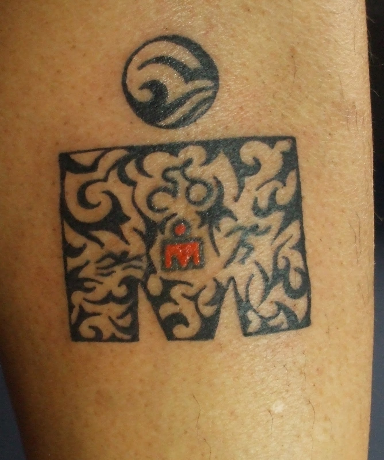 Lettres & Chiffres Tattoos TattooForAWeek