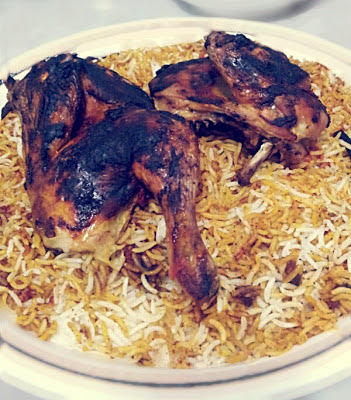 ارز ودجاج مشوي - استجابة ولي العصر (عج) للحاج مؤمن