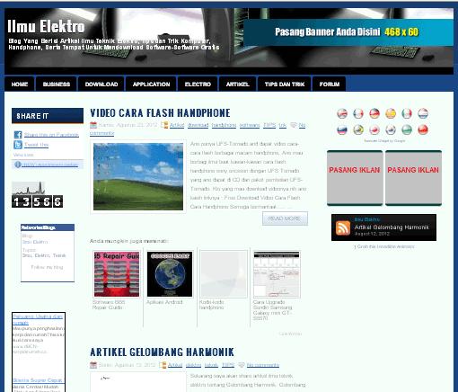 blog elektro