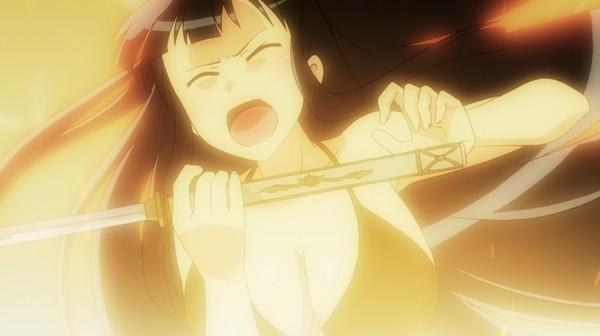 Fanservice Anime