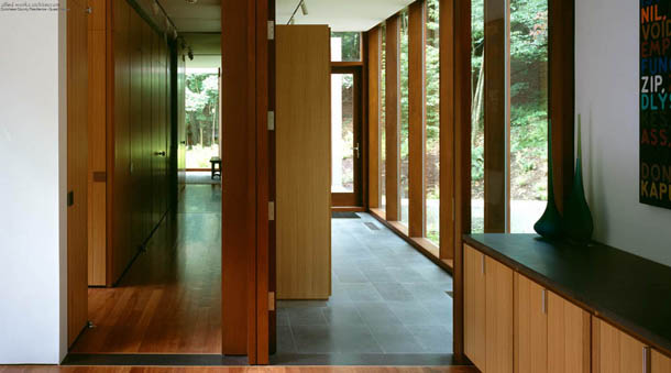 Dutchess County Guesthouse - Allied Works Architecture