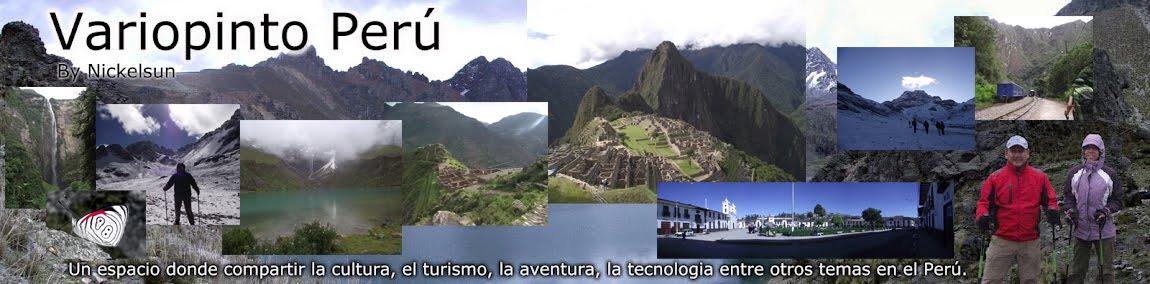 Variopinto Perú