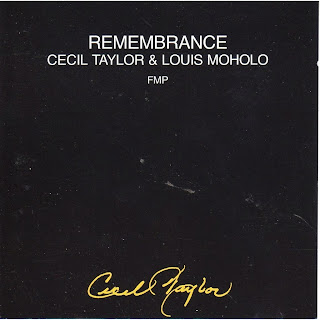 Cecil Taylor & Louis Moholo, Remembrance