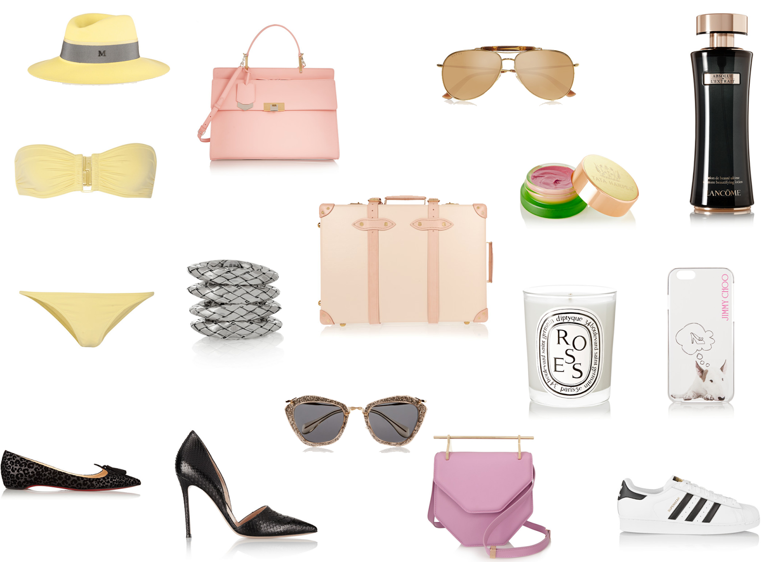 net à porter, holiday, wishlist, pardon my obsession, maison michel, louboutin