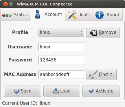 how to know my mac address ubuntu