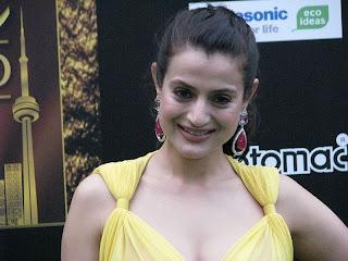 Amisha Patel at IIFA 2011
