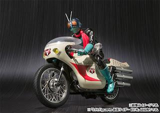 Bandai SH Figuarts Kamen Rider 1 (Ichigo) Cyclone Cycle