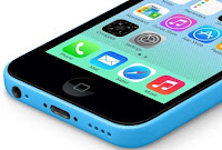 iPhone 5C USB charging